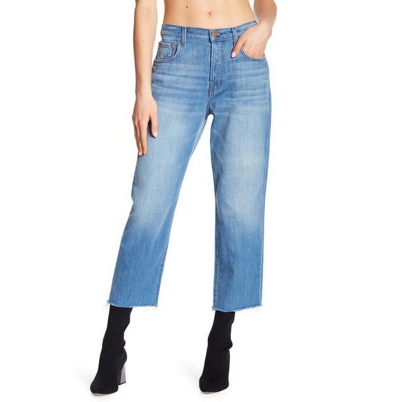 J Brand Womens Selena Berry Bootcut 30